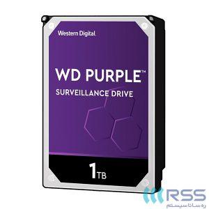 هارد دیسک وسترن دیجیتال 1 ترابایت WD10PURZ Purple
