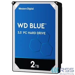Blue WD20EZRZ