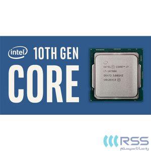 پردازنده اینتل Core i7-10700K