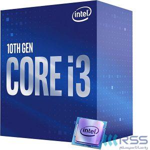 پردازنده اینتل Core i3-10100 (Box)