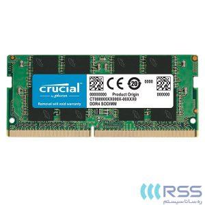 Desktop Crucial SODIMM RAM DDR4 4GB
