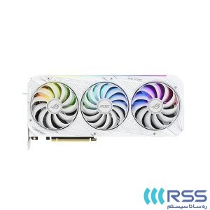 Asus Graphic Card ROG-STRIX-RTX3070-8GB GDDR6 WHITE
