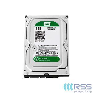 Western Digital Hard Disk 2TB Green WD20EZRX