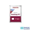 TOSHIBA P300 SMR Hard Disk 4TB