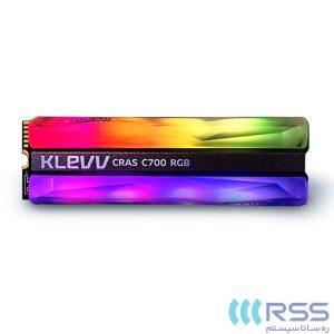 Klevv C700 RGB NVMe SSD 480GB