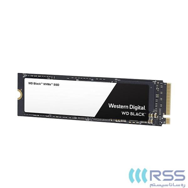 Western Digital Black NMVe M.2 SSD 500GB