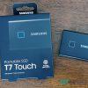 Samsung External SSD T7 Touch 1TB