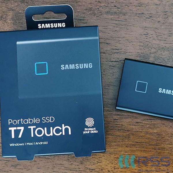 Samsung External SSD T7 Touch 2TB